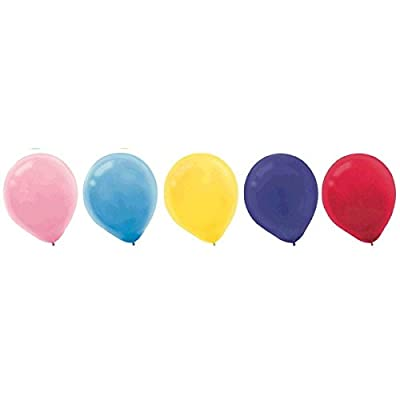 American Greetings Rainbow Latex Balloons| Pack of 20 | Party Decor: Toys & Games