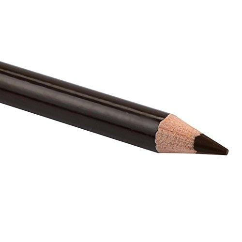 Fheaven Waterproof Microblading Permanent Makeup Eyebrow Lip Design Positioning Pencil Eyebrow Pencil (Brown)