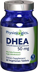DHEA 50mg 60 Vegitabs
