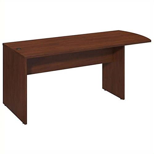 Bush Business Furniture Series C Elite 72W x 30D Peninsula in Hansen Cherry