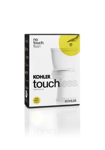 KOHLER K-1954-0 Touchless Toilet Flush Kit by Kohler (Image #1)
