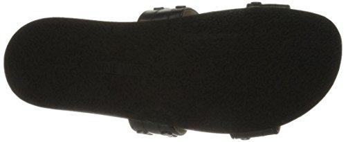 Nine West Women's Zelise Leather Dress Sandal, Grey, US Black