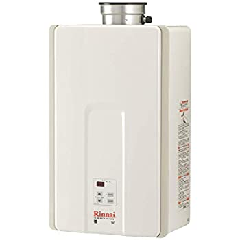 Rinnai V Series HE Tankless Hot Water Heater: Indoor Installation