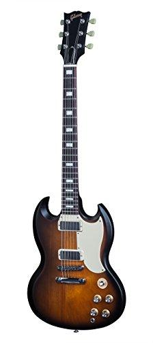 Gibson SG Special 2016 T Electric Guitar, Satin Vintage Sunburst (Gibson Les Paul Standard Vintage Sunburst)