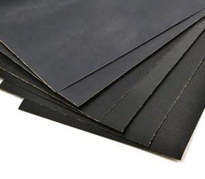 "Bluecell Pack of 12 Sandpaper abrasive dry/wet paper Sheets 400/600/800/1000/1200/1500 Grit 9"" x 3.6"" hobby tool"
