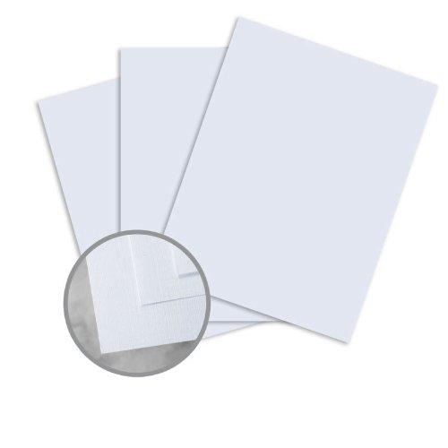 CLASSIC Linen Haviland Blue Paper - 8 1/2 x 11 in 24 lb Writing Linen Watermarked 500 per Ream - Envelopes Classic Linen Paper