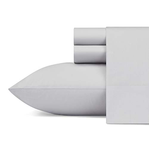 Nautica Sailing Salt Grey Sheet Set, Twin,