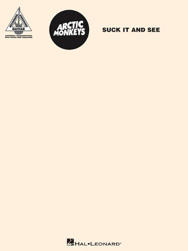 Download Arctic Monkeys - Suck It and See (Guitar Recorded Versions) pdf epub