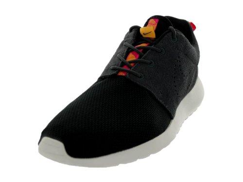 Black Mens Rosherun Charcoal Shoes Nike Running Fluo Black Dark 1Tfwq
