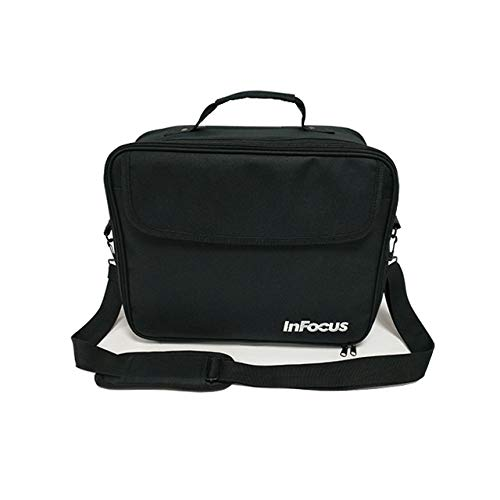 Infocus Computer Monitors - InFocus Deluxe Soft Projector Carry Case with Customizable Interior