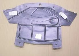 Undercar Shield Plastic for 2006-2010 Dodge Charger Front Bumper Lower Engine Splash Shield Cover Apron ()