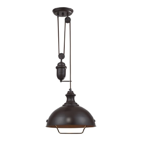 Elk Lighting 1 Light Pendant
