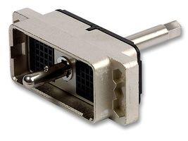 Connector Housing, ZIF, Metal, DLM Series, Plug, 260 Positions, Plug (Bump) Crimp Contacts