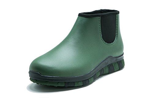Ccilu Men's Short Boots, Horizon Chelsea Casual Ankle Boots (Ultimate Short Boots)
