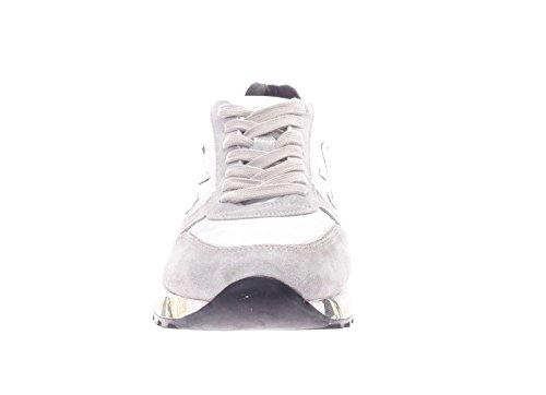 PREMIATA Uomo Sneaker Mick Var 2822 Sneaker in Pelle e Tessuto Uomo bianco