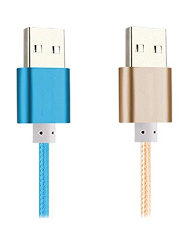 [2 pack]Kindle PowerLine Micro USB 2.0 Flat Cable iBarbe Kindle USB Cable 5ft High Speed USB 2.0 Cable All-New Kindle Amazon Kindle Fire HD HDX Kindle Paperwhite Voyage Oasis,Amazon Tap
