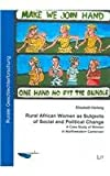 Rural African Women as Subjects of Social and Political Change 9783825889982