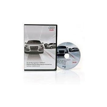 Amazon Com Genuine Audi 4e0060884cjdsp Navigation Dvd
