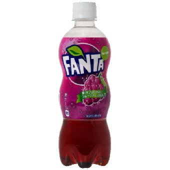 Amazoncom Japanese Coca Cola Grape Fanta Soda Pop Drink 1 Bottle