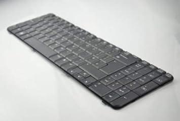 HP 539618-B31 Teclado refacción para notebook - Componente para ordenador portátil (Teclado, Internacional de EE.UU, CQ61): Amazon.es: Informática