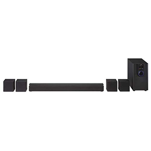 iLive 5.1 Home Theater System with Bluetooth,