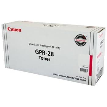 Amazon.com: Canon – 1658b004aa (GPR-28) Toner, Magenta: Home ...