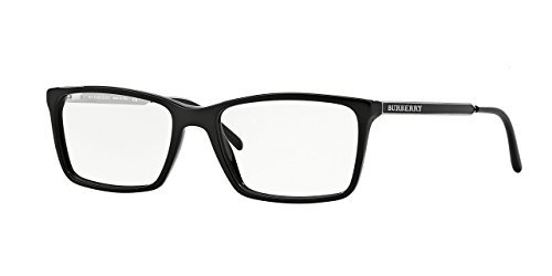 BURBERRY BE2126 Burberry Eyeglasses 3001 Black 54mm product image