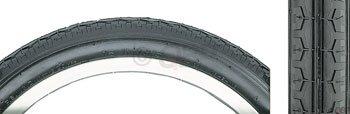 Kenda K123 Street BMX Tire 16x1.75 Black Steel by Kenda