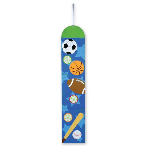Stephen Joseph Growth Chart, Sports (Chart Jewelry compare prices)