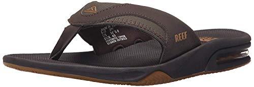 Reef Men's Fanning Sandal (9 M US, Brown Gum 2) ()