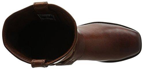 Frye Mens 8r Sele Boot Cognac Mjuk Vintage Läder - 87.408