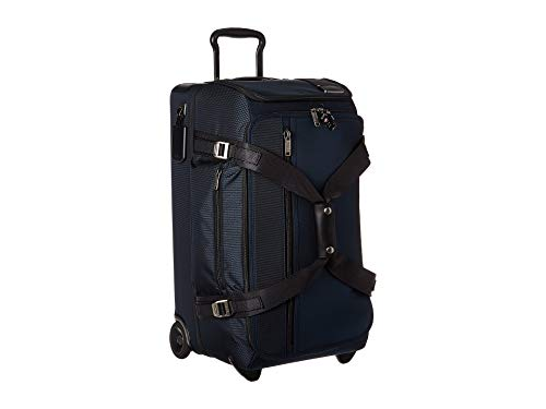 TUMI - Merge Wheeled Duffel Packing Case Medium Suitcase - Rolling luggage for Men and Women - Navy