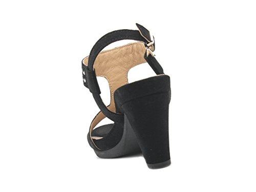 Igi&Co , Sandales pour femme noir noir
