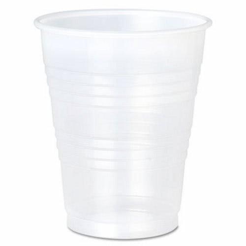 Conex Plastic Translucent Cold Cups - 8