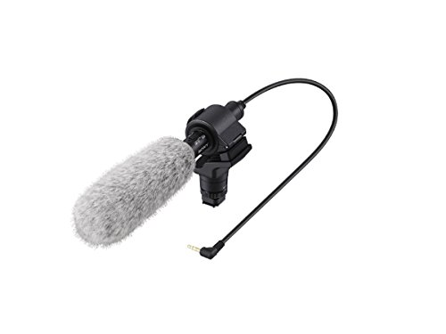 Sony ECMCG60 Shotgun Microphone (Black)