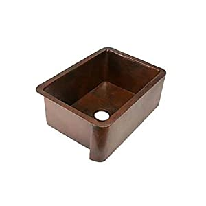 31acq-HNysL._SS300_ 75+ Best Copper Farmhouse Sinks For 2020