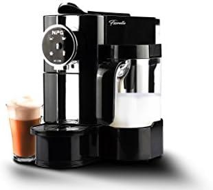 Cafetera Fiorella NP-150B Compatible con Sistema Nespresso + Pack 10 capsulas Regalo: Amazon.es: Hogar