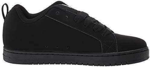 schwarz Se Shoe weiß Sneaker Schwarz Shoes Dc Mens Uomo Court Graffik gtwzWxq7p