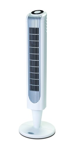 Holmes Oscillating Tower Fan 32 Inch with Remote Control, HT38R-U by Holmes
