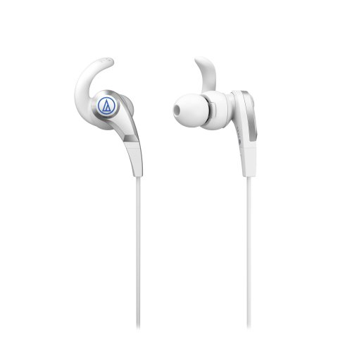 Audio Technica ATH-CKX5 WH Sonic Fuel In-ear headphones, White
