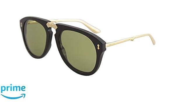 03d8ab3444 Amazon.com  Gucci Unisex 56Mm Sunglasses  Clothing