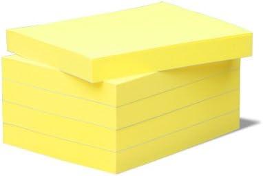 5 Haftnotizen BIZSTIX® Office -weiß- für Ihr Büro