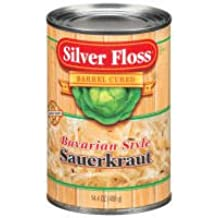 Silver Floss: Bavarian Style Sauerkraut, 14.4 Oz