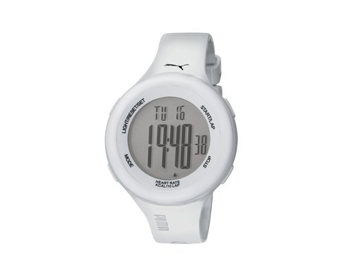 Puma Unisex PU910961002 Fit Heart Rate Monitor Digital Watch: Amazon.es: Relojes