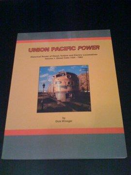 Union Pacific Power Volume 1 Diesel Cabs