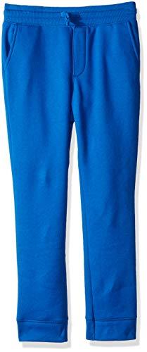 OshKosh B'Gosh Boys' Classic Fit Logo Fleece Pants, Wedgewood Blue, ()