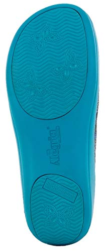 Women's Weight Clog Alegria Kayla Feather 6YgdqwH