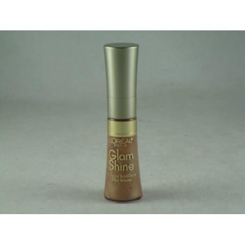 L'oreal Glam Shine Dazzling Voluminizing Lipcolour - Champagne Chic 005