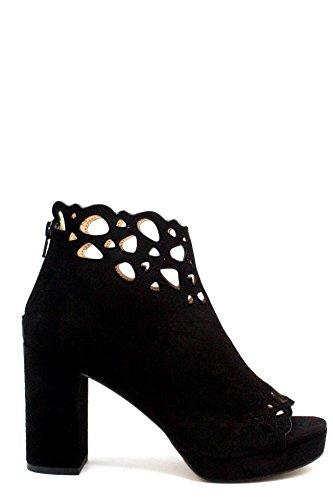 Women Ankle Apepazza Black RTS03 Boots tfXfxZqH