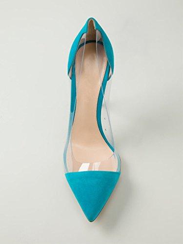 Kolnoo - Cerrado Mujer azul claro